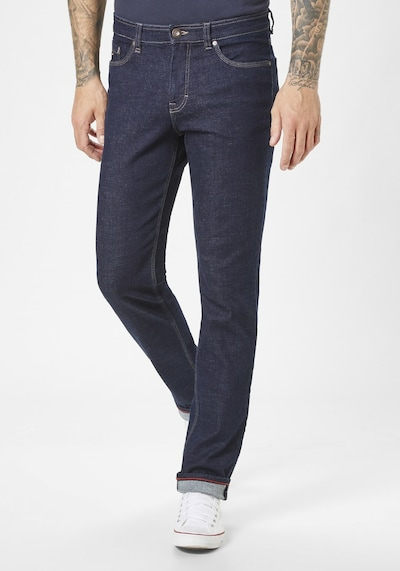 PADDOCKS Jeans in dunkelblau, Modelansicht