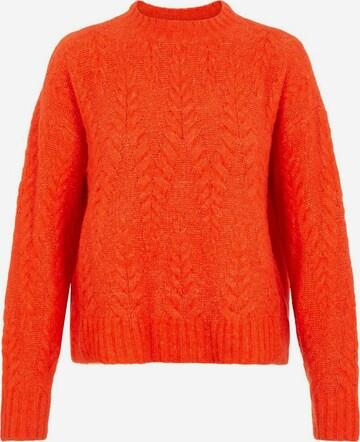 Y.A.S Pullover in Orange