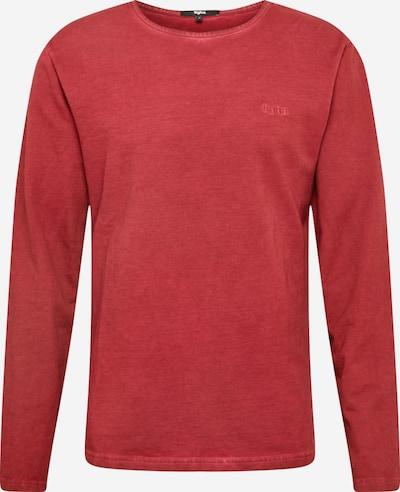 tigha Shirt 'Scotty' in de kleur Rood, Productweergave
