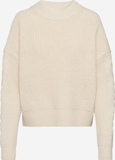G-Star RAW Pullover 'Weet r knit wmn l\s' in creme, Produktansicht