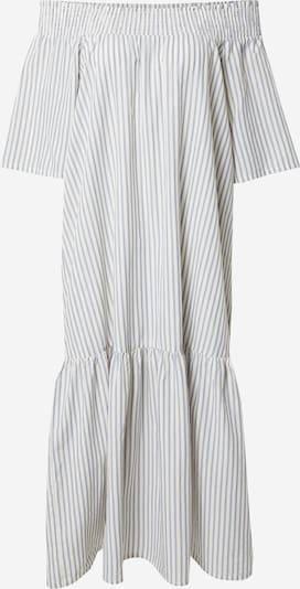 SOAKED IN LUXURY Kleid in rauchblau / weiß, Produktansicht