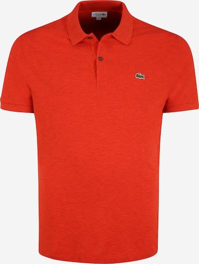 Maglietta LACOSTE di colore rosso, Visualizzazione prodotti