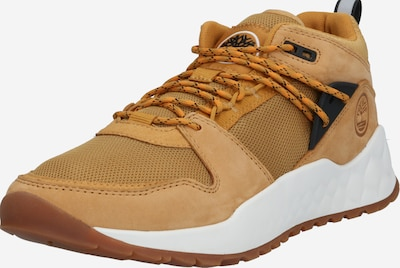 TIMBERLAND Athletic lace-up shoe 'Solar Wave' in mustard, Item view
