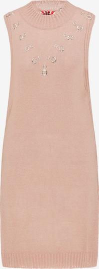 myMo ROCKS Pletena haljina u roza, Pregled proizvoda