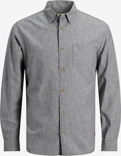 JACK & JONES Hemd 'Kendrick' in graumeliert, Produktansicht