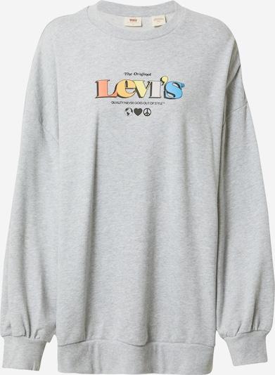 LEVI'S Sweatshirt in graumeliert / mischfarben, Produktansicht