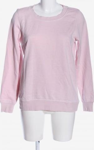 Esmara Sweatshirt & Zip-Up Hoodie in S in Pink