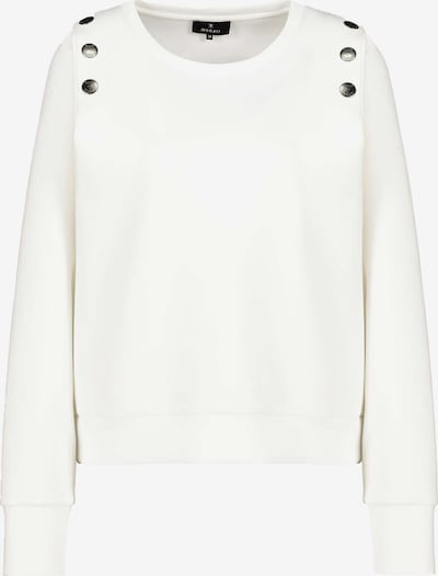 monari Sweatshirt in de kleur Wit, Productweergave