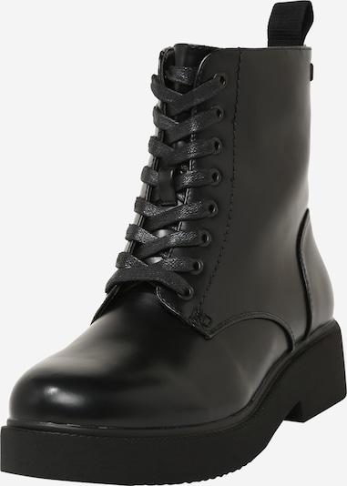 MTNG Škornji z vezalkami 'Tacana' | črna barva, Prikaz izdelka
