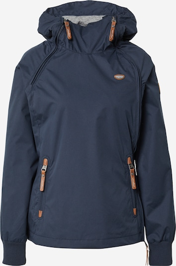 Ragwear Tussenjas in de kleur Donkerblauw, Productweergave