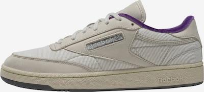 Reebok Classic Sneaker 'Minion Club C 85' in beige / lila, Produktansicht