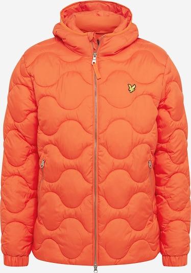 Lyle & Scott Prechodná bunda - mandarínková, Produkt