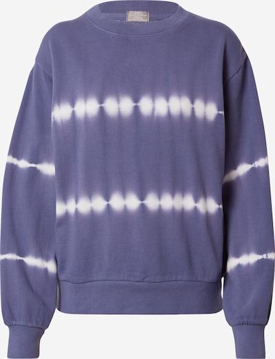 GAP Sweatshirt in rotviolett / weiß, Produktansicht