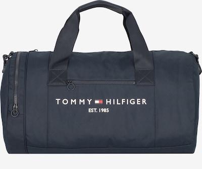 TOMMY HILFIGER Víkendová taška - tmavomodrá / červená / biela, Produkt