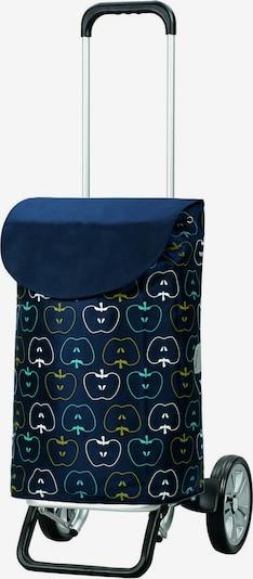 Andersen Shopper Trolley in blau, Produktansicht