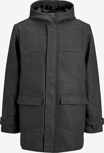 JACK & JONES Prechodný kabát - tmavosivá, Produkt