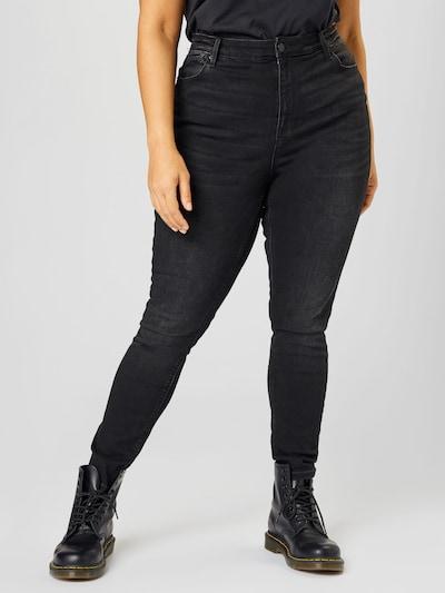 Vero Moda Curve Jeans 'Sophia' in de kleur Black denim, Modelweergave