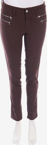LAURA SCOTT Skinny-Jeans in 27-28 in Rot