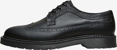 SELECTED HOMME Buty sznurowane 'Tim' w kolorze czarnym, Podgląd produktu