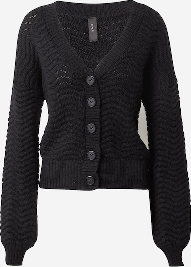 Y.A.S Knit cardigan 'BETRICIA' in Black, Item view