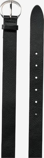HALLHUBER Leder in schwarz, Produktansicht