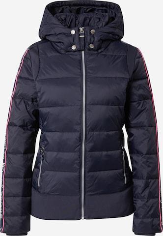 Soccx Winter Jacket in Blue