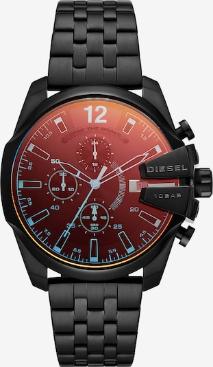 DIESEL Analog Watch in Red / Black, Item view