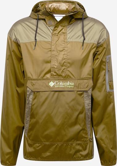Geacă outdoor 'Challenger' COLUMBIA pe galben deschis / kaki / oliv, Vizualizare produs