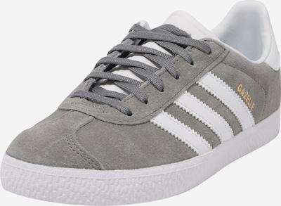 ADIDAS ORIGINALS Baskets 'Gazelle' en gris / blanc, Vue avec produit