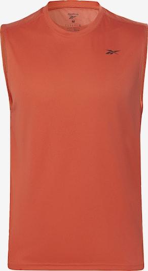 REEBOK Shirt in rot, Produktansicht