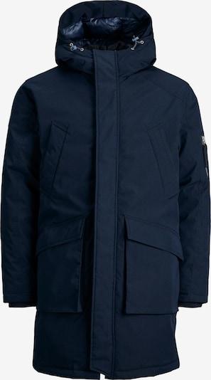 Jack & Jones Plus Winter Jacket 'Terrazzo' in Navy, Item view
