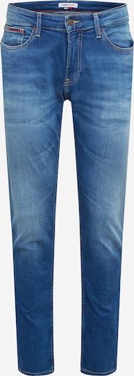 Tommy Jeans Jeans 'SCANTON' in de kleur Blauw denim, Productweergave