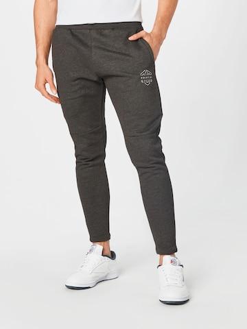 Pantaloni sportivi 'Casual Fit' di MOROTAI in grigio