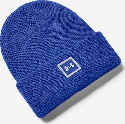 UNDER ARMOUR Sportmuts 'Truckstop' in de kleur Royal blue/koningsblauw / Wit, Productweergave
