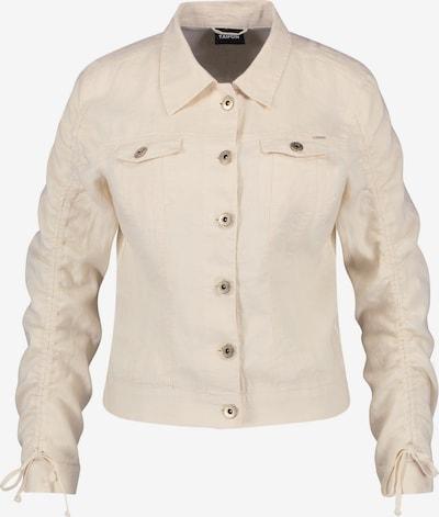 TAIFUN Jacke in beige, Produktansicht