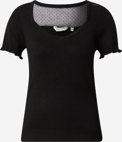 NAF NAF Shirt 'MARCY' in Black, Item view