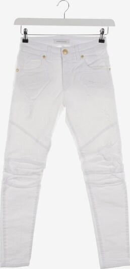 Balmain Jeans in 24 in weiß, Produktansicht