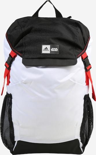 ADIDAS PERFORMANCE Rucksack 'Star Wars' in rot / schwarz / weiß, Produktansicht