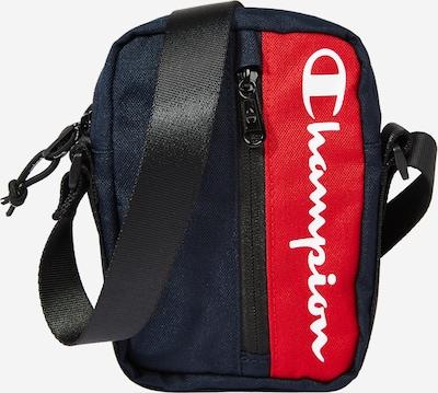 Champion Authentic Athletic Apparel Umhängetasche in navy / rot / schwarz / weiß, Produktansicht