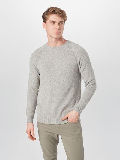 ESPRIT Пуловер в светлосиво, Преглед на модела
