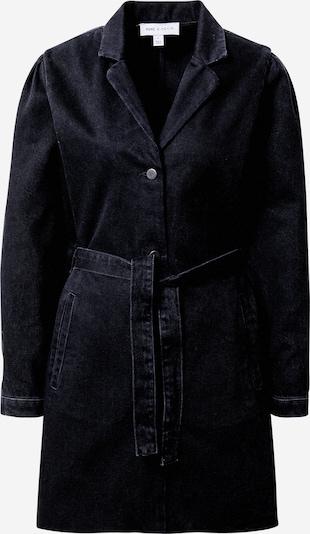 NU-IN Between-seasons coat in black, Item view