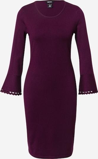 DKNY Robe en violet, Vue avec produit