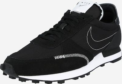 Nike Sportswear Baskets basses 'DBreak-Type' en noir / blanc, Vue avec produit