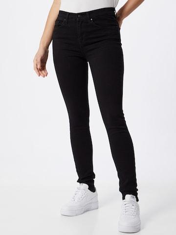 LTB Jeansy 'AMY' w kolorze czarny