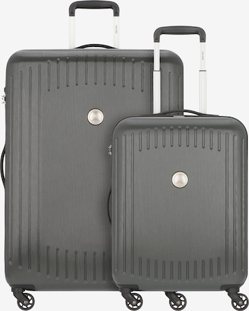 DELSEY Kofferset in Grau