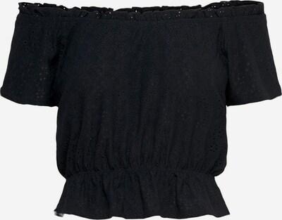 ONLY Bluse in dunkelblau, Produktansicht