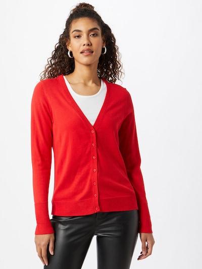 ESPRIT Cardigan in rot, Modelansicht