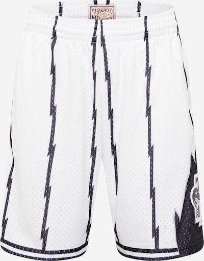 Mitchell & Ness Bikses, krāsa - melns / balts, Preces skats
