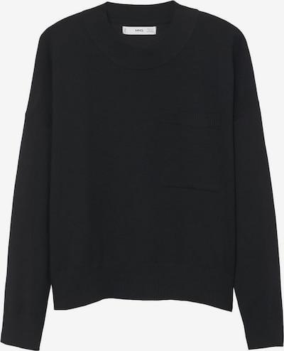 MANGO Sweater 'Kobi' in Black, Item view