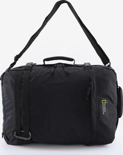 National Geographic Rucksack 'Hybrid' in schwarz, Produktansicht